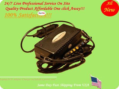 Car Adapter For Homedics SBM 300P Shiatsu Massage Cushion Auto Power