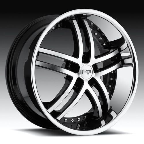 20 Niche M877 Essence Niche Wheel Tire Package Rims